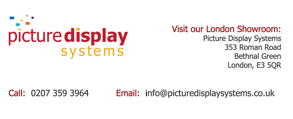 Picture Display System contact us